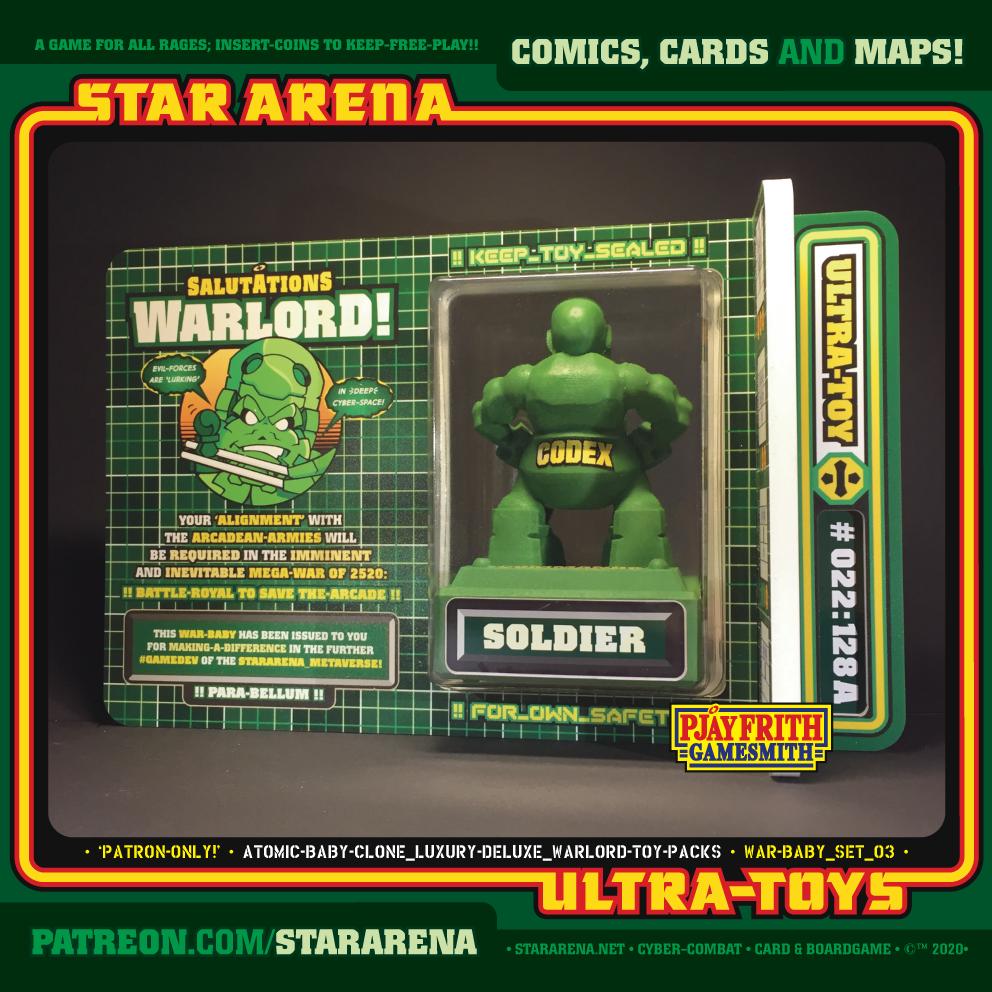 Commando War-Baby