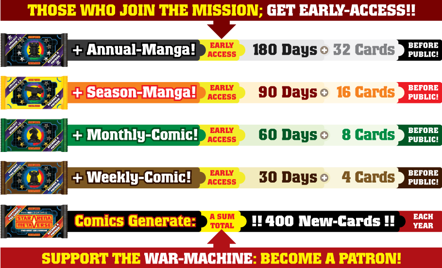 JOIN THE MISSION